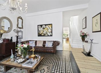Thumbnail 4 bed terraced house for sale in Station Terrace, London
