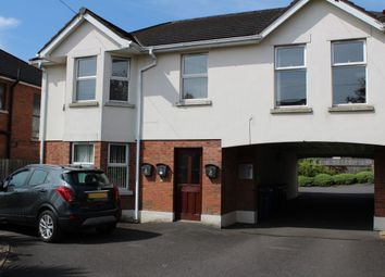 Thumbnail 2 bedroom flat for sale in Castleview Road, Belfast