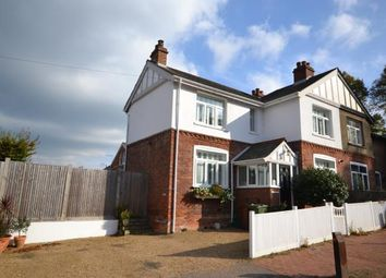 Thumbnail 3 bed semi-detached house for sale in Mereworth Road, Tunbridge Wells, Kent