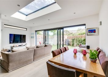 Cambridge Road, Barnes, London SW13. 5 bed terraced house