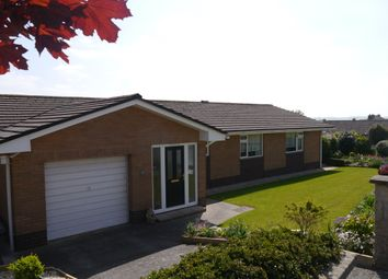 Thumbnail 3 bed detached bungalow for sale in Jury Park, South Molton