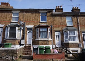 Thumbnail 1 bed flat for sale in Charlton Street, Maidstone