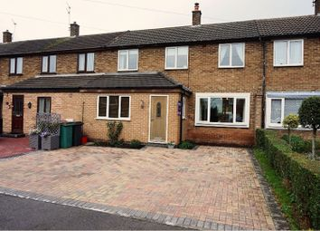 Thumbnail 4 bed terraced house for sale in St. Andrews Close, Thringstone