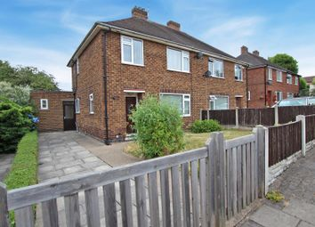 Thumbnail 3 bed semi-detached house for sale in Nursery Road, Arnold, Nottingham