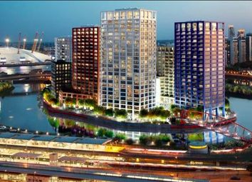 Thumbnail 1 bed flat for sale in Kent Building, City Island, Canary Wharf, London