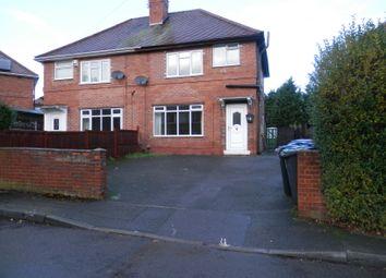 Thumbnail 3 bed semi-detached house for sale in Sudbury Avenue, Sandiacre, Nottingham