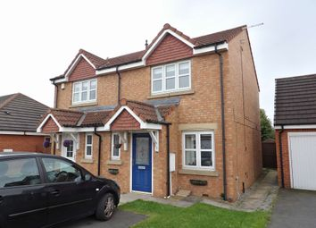 Thumbnail 2 bed semi-detached house to rent in Lavender Grove, Jarrow