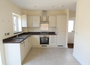 Thumbnail 3 bed detached house to rent in Parker Road, Wootton, Bedford