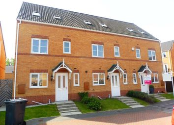 Thumbnail 4 bed town house for sale in Smallbridge Close, Barnsley