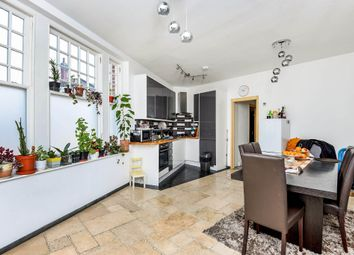 Thumbnail 2 bed flat for sale in Eardley Road, London
