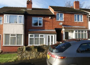 Thumbnail 2 bed terraced house to rent in Welton Mount, Hyde Park, Leeds