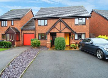 Thumbnail 2 bed semi-detached house to rent in Bartholemews Lane, Bromsgrove