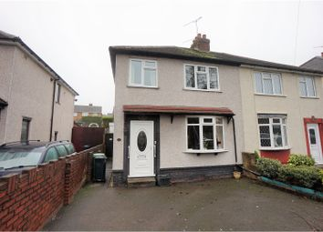 Thumbnail 4 bedroom semi-detached house for sale in Eve Lane, Dudley