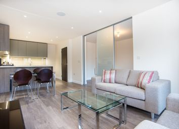 Thumbnail 1 bed flat to rent in Carvell House, Beaufort Park, Colindale