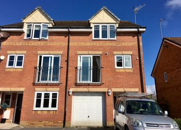 Thumbnail 3 bed semi-detached house to rent in Kingfisher Way, Fleetwood