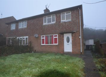 Thumbnail 3 bedroom property to rent in Second Avenue, Ketley Bank, Telford