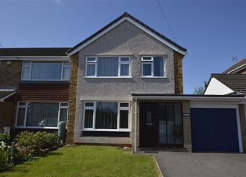 Thumbnail 3 bed semi-detached house for sale in Star Barn Road, Winterbourne, Bristol