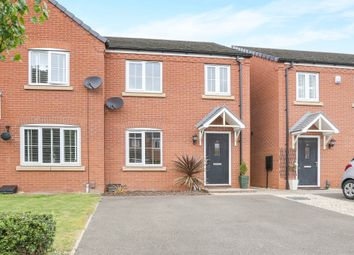 Thumbnail 3 bed semi-detached house for sale in St. James Court, Swan Close, Blakedown, Kidderminster