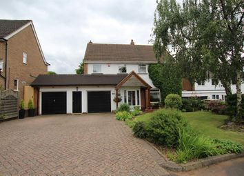Thumbnail 4 bed detached house for sale in Braemar Road, Sutton Coldfield