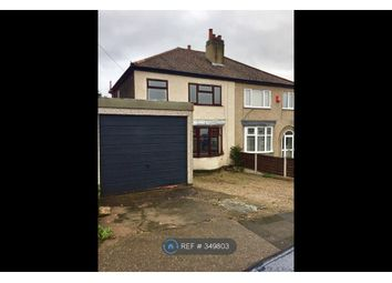 Thumbnail 3 bed semi-detached house to rent in Calais Road, Burton-On-Trent