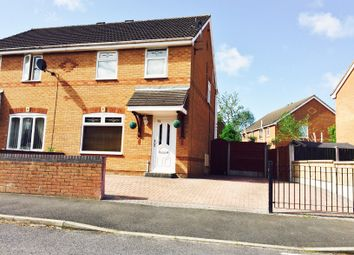 Thumbnail 3 bed semi-detached house to rent in Rees Park, Burscough