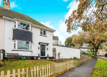 Thumbnail 3 bed semi-detached house for sale in Torquay, Devon, England
