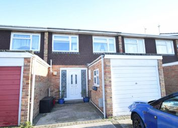 Thumbnail 3 bed terraced house for sale in Towse Close, Clacton-On-Sea