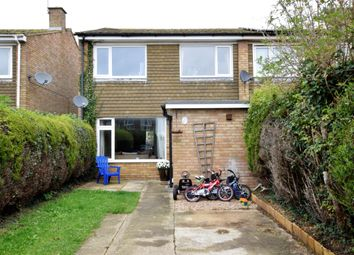 Thumbnail 3 bed terraced house to rent in Queens Crescent, Clanfield