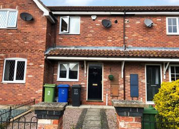 Thumbnail 2 bed terraced house for sale in The Glebe, Sturton By Stow, Lincoln
