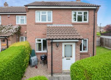 Thumbnail 2 bedroom end terrace house for sale in Vincent Way, York