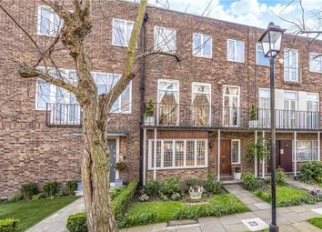 4 bed terraced house for sale in Middlefield, St John's Wood, London NW8