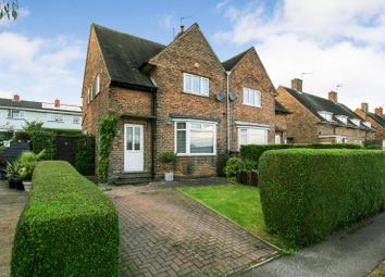 Thumbnail 3 bed semi-detached house for sale in Carr Lane, Dronfield Woodhouse, Derbyshire