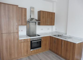 Thumbnail 2 bed flat to rent in Old Fusiliers Building, Walter Road, Swansea