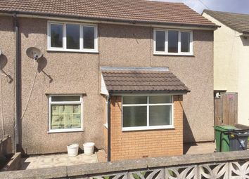 Thumbnail 2 bed semi-detached house to rent in Arlington Crescent, Llanrumney, Cardiff