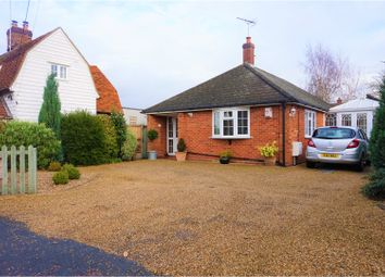 Thumbnail 2 bedroom detached bungalow for sale in The Heath, Colchester