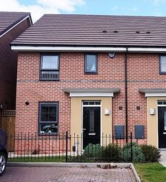 Thumbnail 3 bed town house for sale in Hamilton Drive, Smethwick
