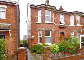 Thumbnail 2 bed semi-detached house for sale in Baltic Road, Tonbridge, Kent