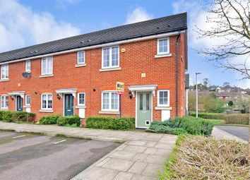 Thumbnail 3 bed end terrace house for sale in Silver Streak Way, Strood, Rochester, Kent