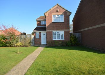 Thumbnail 3 bed detached house for sale in Laxfield Way, Lowestoft