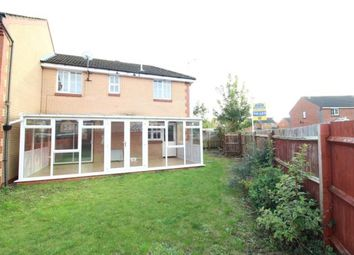 Thumbnail 3 bed terraced house to rent in Betony Walk, Rushden