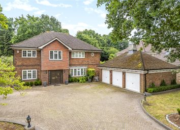 Thumbnail 5 bed detached house for sale in Birch Mead, Farnborough Park