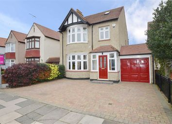 Thumbnail 3 bed detached house for sale in Thorpedene Gardens, Shoeburyness, Southend-On-Sea