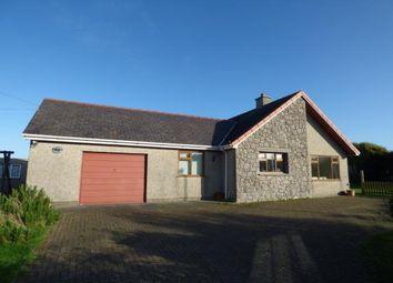 Thumbnail 5 bed detached house for sale in Llanfairynghornwy, Holyhead, Sir Ynys Mon