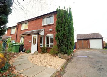 Thumbnail 2 bed end terrace house to rent in Osprey Park, Thornbury, Bristol