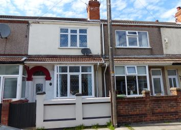 Thumbnail 3 bed terraced house for sale in 17 St. Heliers Road, Cleethorpes
