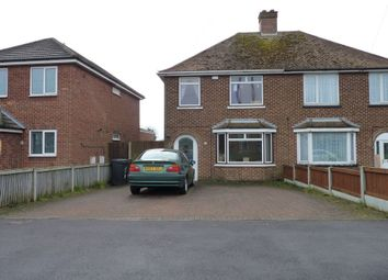 Thumbnail 3 bed semi-detached house for sale in Manston Road, Ramsgate