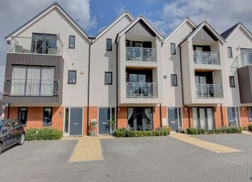 Thumbnail 4 bedroom town house for sale in Huxley Drive, Oxted