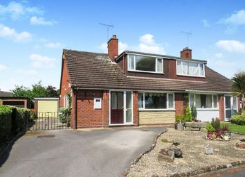 Thumbnail 3 bed semi-detached bungalow for sale in Greenfields, Denstone, Uttoxeter