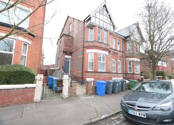 Thumbnail 2 bed flat to rent in Grosvenor Road, Whalley Range