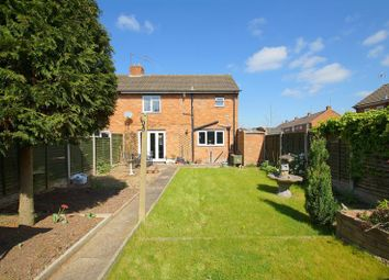 Thumbnail 3 bed semi-detached house for sale in Green Close, Studley, Warwickshire